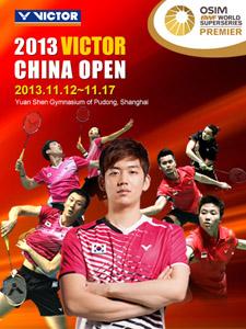 CHN OPEN-2013