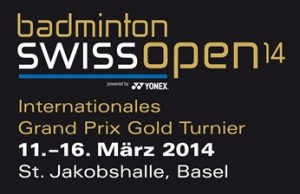 BADMINTON SWISS OPEN 2014 @ Basel | Basel-Stadt | Switzerland