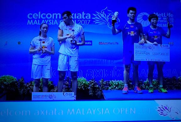 Celcom Axiata Malaysia Open 2017 Badminton Cafe