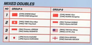Mixed-Doubles-draw
